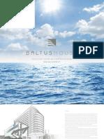 Baltus House Miami brochure