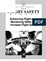 Enhancing Flight-Crew Monitoring Skills Can Increase Flight Safety
