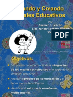 Creando Materiales Educativos