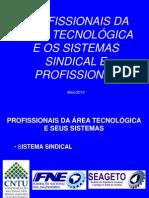 SEMIM 2013 - Palestra - Os sistemas profissionais de engenharia