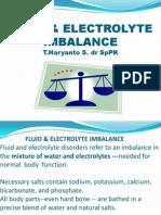 Kuliah Water&Electr Imbalance 2010