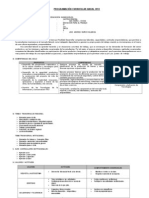 Programacion Anual de Computacion-2013
