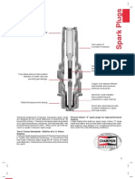 Champion Spark Plugs Application Guide