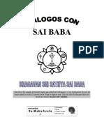 Sathya Sai Baba - Diálogos con Sai Baba.doc