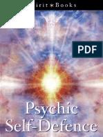 Psychic Self Defense II (Book #2 in the Spirit Books Series)
