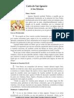 Carta de San Ignacio Efesios