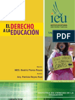 El derecho a la educación_Paty Reyes_IEU Ver
