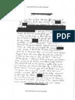 Memoires Guantanamo Mohamedou Ould Slahi Manuscrit