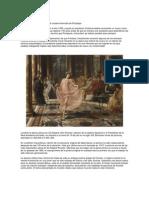 1599 Primer Descubrimiento de Ciudad Enterrada de Pompeya