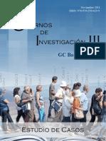 Cuadernos de Investigacion III