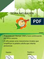 TEORIA NATURALISTA