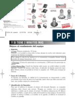 Manual SPC Telecom 7036 DUO