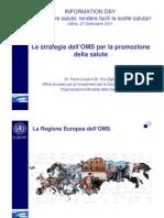 Ufficio Europeo Oms Lirussi