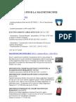 Accessoires Pour La Magnetoscopie