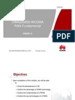 001 Wcdma Ran Fundamental Issue