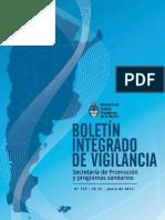 Boletin Integrado de Vigilancia n173 Se22