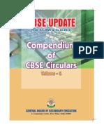 englsh CBSE-Updates(Compendium of CBSE Circulars)Vol-I
