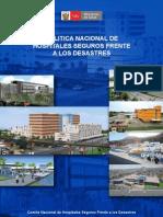 Politica General Hospitales