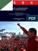 Discursos Del 2006 de Hugo Chavez Frias..pdf