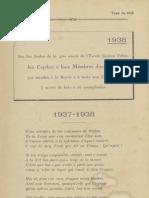 Reclams de Biarn e Gascounhe. - Yéné 1938- N°4 (42e Anade)