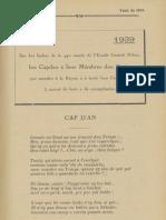 Reclams de Biarn e Gascounhe. - Yéné 1939 - N°4 (43e Anade)