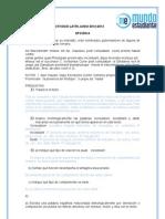 Examen Latín Opción A Selectividad Madrid Junio 2013