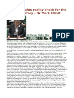 A human rights reality check for the Home Secretary – Dr Mark Elliott