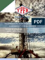 YPFB InformedeActividades VPACF Enero-Junio 2012