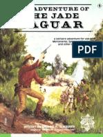 Fbi3101 the Adventure of the Jade Jaguar