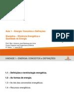 Aula 1 - Energia_Conceitos e Definicoes
