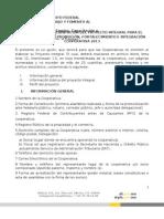 GUIÓN PPFIC-2013