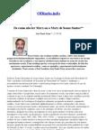 De como não ler Marx ou o Marx de Sousa Santos