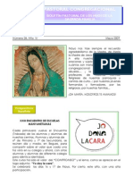 Boletin Pastoral Mayo 09