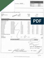 Heery 2011 Invoice