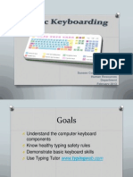 basic keyboarding f 1