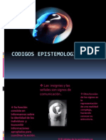 CODIGOS EPISTEMOLOGICOS