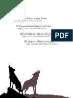 III Congreso Ibérico del Lobo