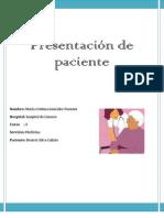 Informe de PAE