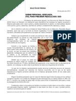 26/06/12 Germán Tenorio Vasconcelos higiene Personal Adecuada, Fundamental Para Evitar Pediculosis
