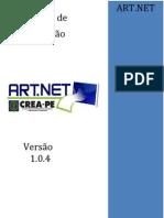 Manual de ART Versão 1.04.2012