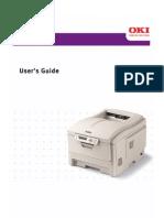 OKI C3200n Manual