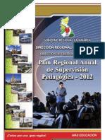 Plan Regional de Supervision 2012 Aprobado[1]