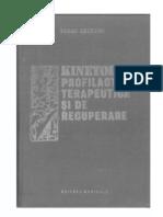Tudor Sbenghe Kinetologie ProfilacticaTerapeuticaSi DeRecup