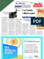 Giugno 2013, 'a Cervia Il Novecento Di Matteo Focaccia', La Piazza Della Provincia Rimini