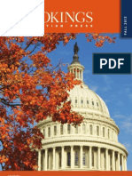 Brookings Institution Press Fall 2013 Catalog