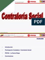 Contraloría Social - presentación