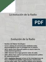 La evolución de la Radio