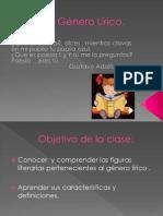 El Género Lírico nueva presentación. ALUMNOS..pptx