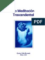 Meditacion Transcendental