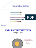 Instrumentation Cables